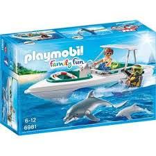 יאכטה עם דולפין 6981