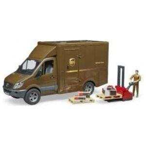 משאית UPS – ברודר