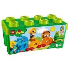 LEGO לגו 10863 – החיות הראשונות שלי