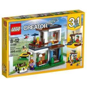 lego בית מודרני מודולרי 31068