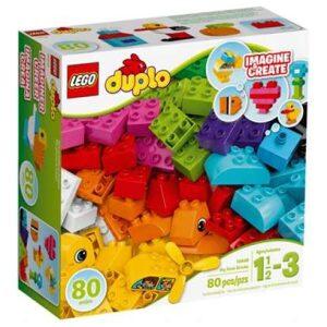 הלבנים הראשונות שלי 10848 – LEGO