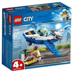 מטוס פטרול 60206 – LEGO