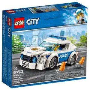 מכוניות פטרול משטרה 60239 – LEGO
