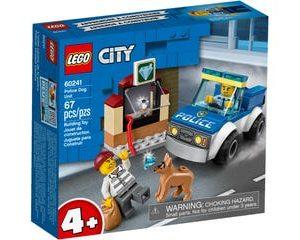 יחידת כלבים משטרתית 60241 – LEGO